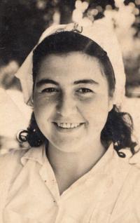 Judith Rosenzweig, 1948