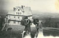 The beginnings of boxing in Třinec 1953-1955