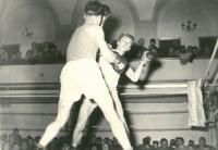Box - J. Hradec vs Znojmo 14:2, 19.04.1958