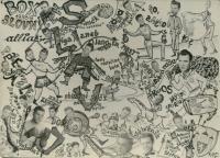 Boxing vocabulary 1958-1959
