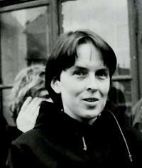 Hana portrét, Vrchlabí 1989