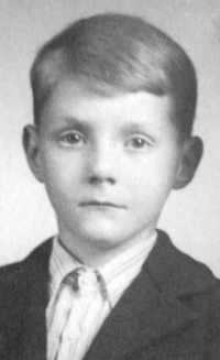 As a young man