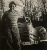 Mladý Augustin Bubník
