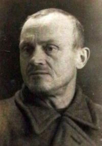 Father of Marie Kratochvilové as a soldier in Svoboda's army