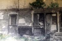 The house in which the family lived. After the explosion of a German bomb during the raid on Rovno