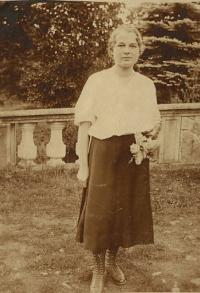 Mother Marie Molzer
