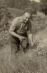 Father Karel Molzer