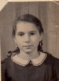 little Marie Saettlerová