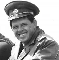 Miroslav Farkaš soldier