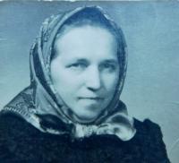 Mother Ludmila Holáňová