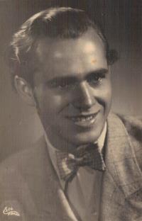 Josef Hladílek, murdered on those fatal days