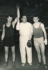 Victory, about 1956