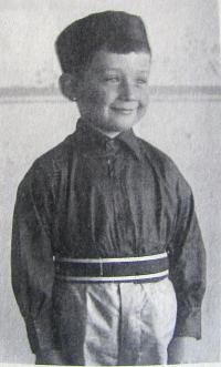 Jiří janisch, the Chilhood