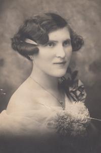 grandmother 1928