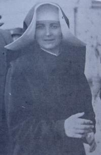 Young sister Teodora