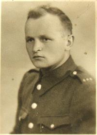 Václav Fiala in 1945