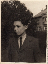 Jaroslav Ermis, září 1942