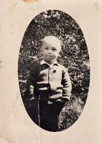 Jaroslav Ermis around 1931
