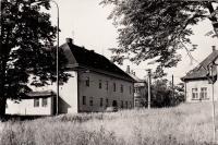 Zámek v Ostravě-Zábřehu, kde Jaroslav Ermis vyrůstal