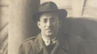 Bernard Papánek v Brně v roce 1947