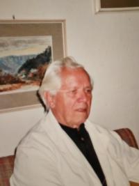 Stanislav Bělík at home, 2010