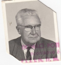 Father of Kamila Karnikova - JUDr. František Mařík