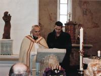 František Lízna, mše 2005, Olomouc