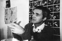František Lízna, přednáška v Brně, 1995