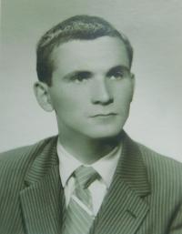 1960 nebo 1961 maturitní foto