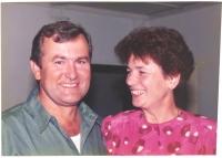 Mr. and Mrs. Král