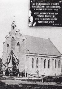 church in Boratín