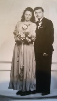 wedding 1949