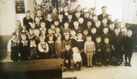 Evangelical Corps in Buratyn,  1936