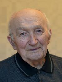 a contemporary photo of Antonín Pospíšil
