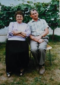 Jarmila and Václav Langer