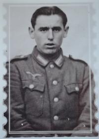 Foto po přísaze. Lodž 1943.