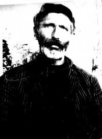 Nikolas Jorpalidu, otec Anastasii Pistoly, zabitý bulharskými vojáky