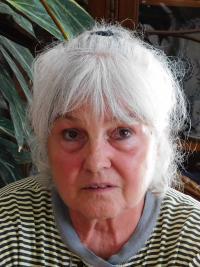 Ludmila Zouharová v roce 2018
