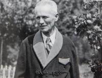 Grandfather Josef Kasparides