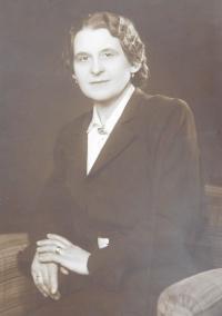 Grandmother Kasparides