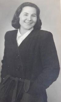 Mother Ludmila Švédová (Kasparidesová)