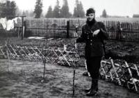 Hubert Babor in 1967 in forestry uniform