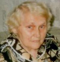 Hildegarda Pawlusová née Fusíková