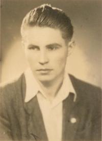Rudolf Fusík, the picture of his father František Fusík was not preserved
