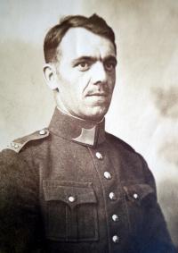 Otec Marie Toufarové, Josef Lánský