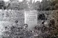 Hrob Josefa Lánského v Lipsku