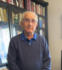 MUDr. Antonín Moťovič. Kfar Saba, March 2018.