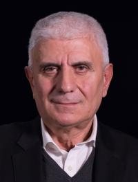 Portrait No. 1. Kostas Papasavoglu, 2018