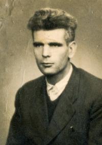 Witness' father, Stelios, 1951