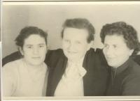 Jozefína, Ella and Zorka